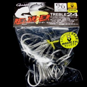 Gamakatsu GT Recorder Treble