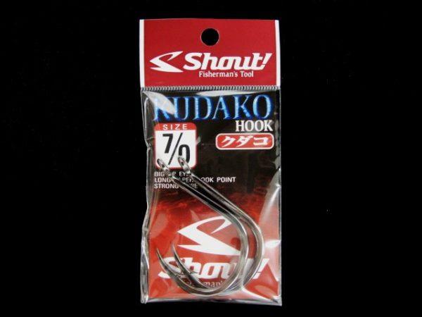 Shout Kudako Hooks Black 06-KH