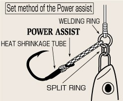 How to rig an assist hook to your jig.