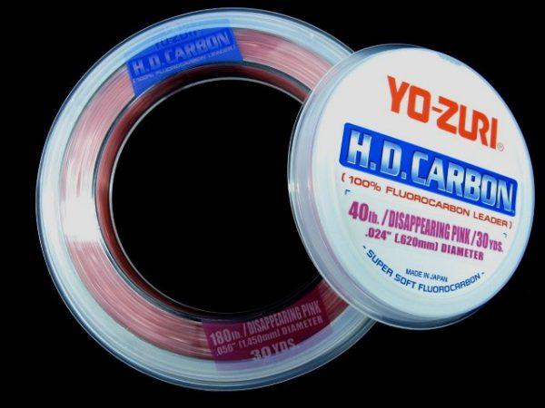 Yozuri H.D Carbon Leader
