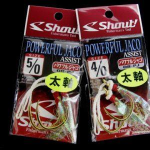 Shout Power Jaco 08-PJ