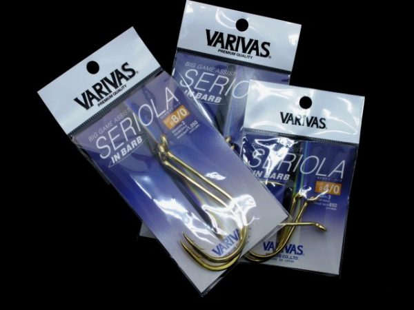 Varivas Seriola In Barb Assist Hook