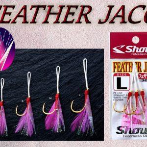 Shout Feather Jaco Hook 301FJ