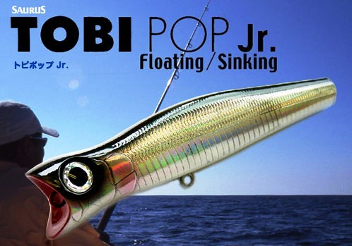 Saurus Tobi Pop Jr
