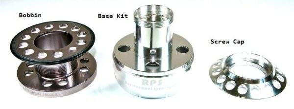 Nature Boys RPS Replacement Spool System 3 piece construction