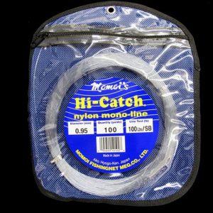 Momoi Hi Catch Nylon Mono Line