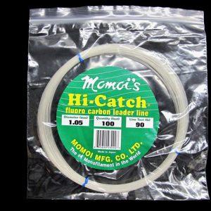 Momoi's Hi Catch Fluoro Carbon Leader