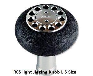 Daiwa I'ZE Factory RCS light Jigging Knob L S Size
