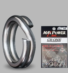 CB One Max Power Split Ring