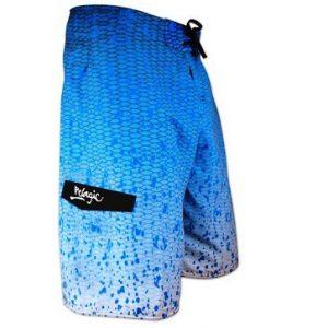 Pelagic Dorado Board Shorts 235 Blue
