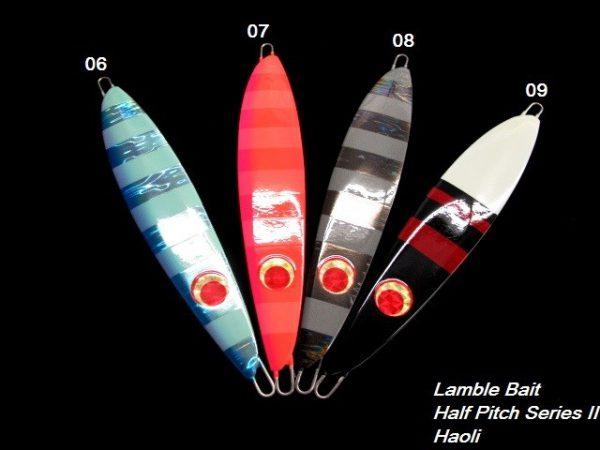 Lamble Bait Half Pitch Series II Glow