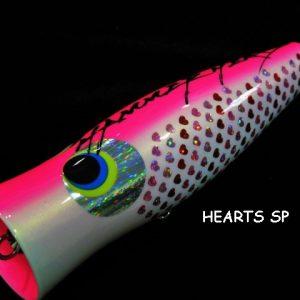 Hammerhead C Cup SUS Hearts SP