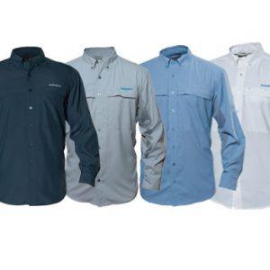 Shimano 2013 Vented Long Sleeve Shirt