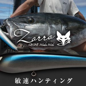 CB One Zorro 240 Saltywater Tackle Special