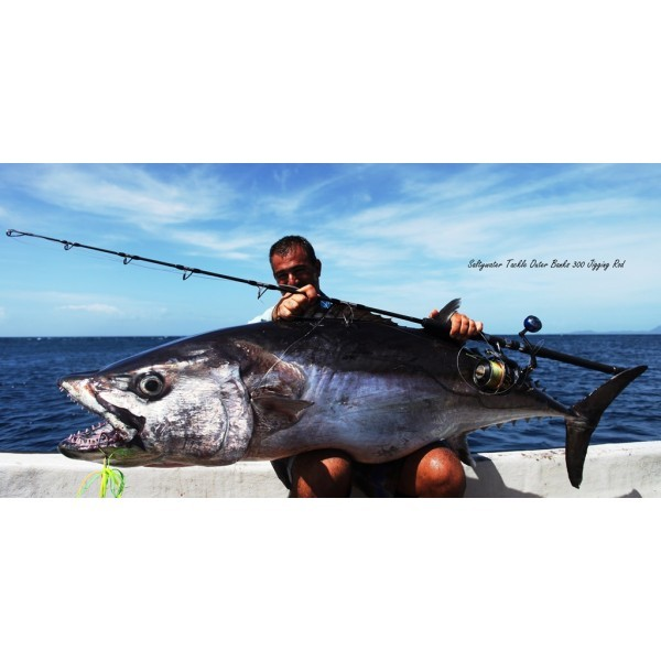 Saltywater Tackle Outer Banks 300 Blank