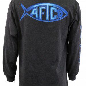Aftco Brusher Long Sleeve Shirt MT8095