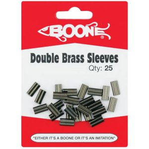 Boone Big Game Double Brass Black Sleeves