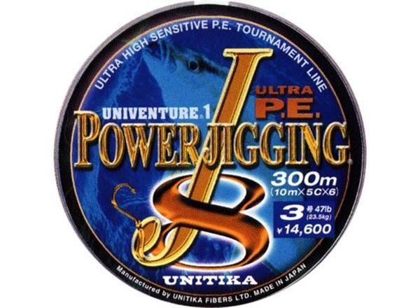 Unitika Univenture 1 Power Jigging 8 Ultra PE