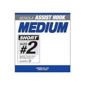 Varivas Seriola Assist Hook Medium Short