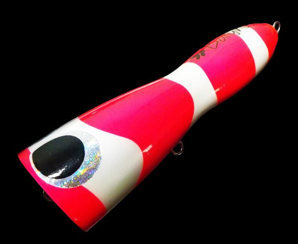 Borboleta Ballyhoo GT Poppers Pink Nemo