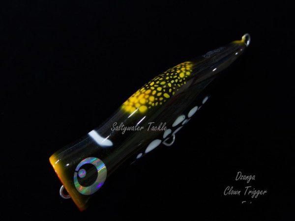 Dzanga 180 Clown Trigger Fish