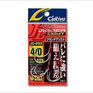 Owner Cultiva Jigger Light Clinch Assist JC-253