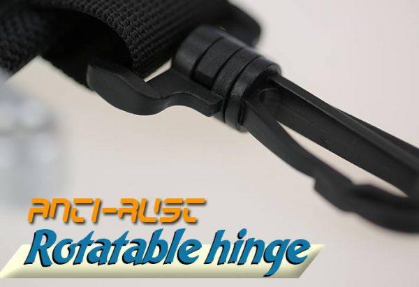 Centaur Plier Holster Anti Rust Rotating Clip