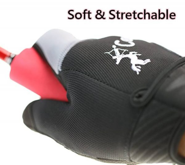 Centaur 3D Gloves Soft and Stretchable