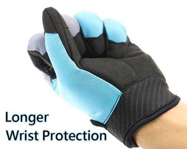 Centaur 3D Gloves Longer Wrist Cuffs