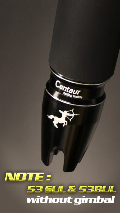 Centaur Combat Arm Jigging Rods