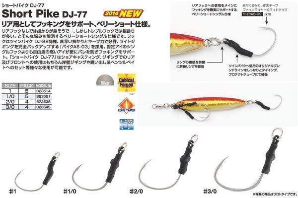 Decoy Dancing Jack DJ-77 Short Pike