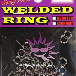 Boggy Welded Rings Economy