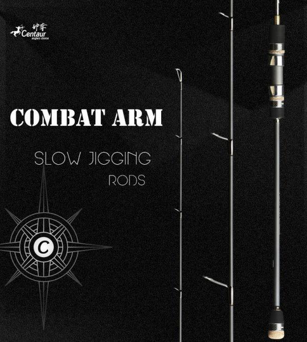 Centaur Combat Arm Slow Jigging Rod