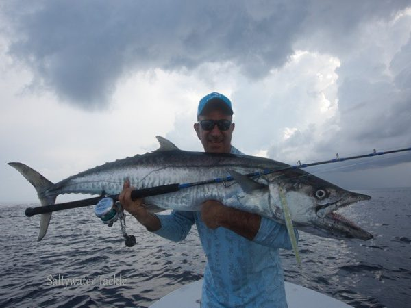 Saltywater Tackle 2nd Generation Outer Banks 300 BFT Jigging Rod