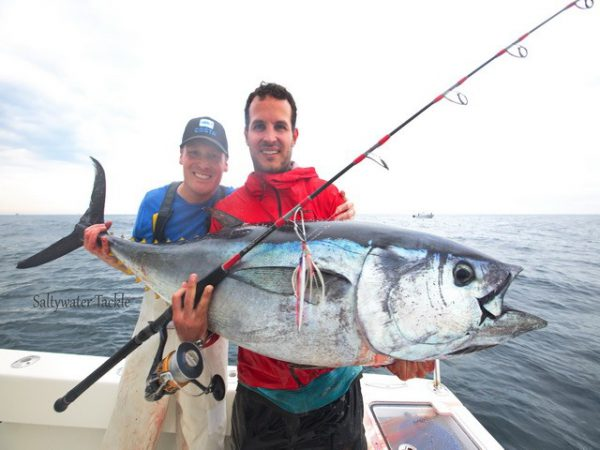 Saltywater Tackle 2nd Generation Outer Banks 400 BFT Jigging Rod