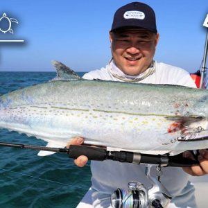 Saltywater Tackle Tortugas Light Jigging Rods