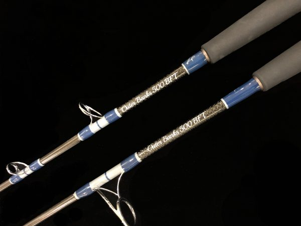 Saltywater Tackle 2nd Generation Outer Banks 500 BFT Jigging Rod