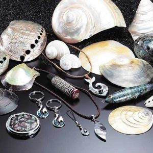 Awabi Works Abalone Shell Decal