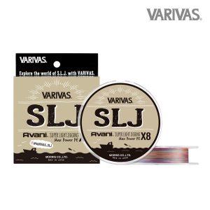 Varivas Avani SLJ Max Power PE X8
