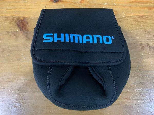 Shimano Neoprene Spinning Reel Cover Large