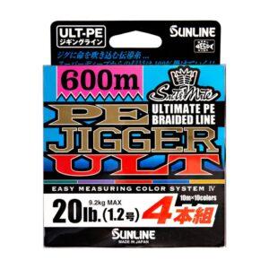 Sunline Saltimate PE Jigger ULT 4