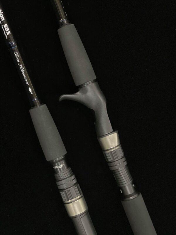 Centaur Constellation Tuna Adventurer Jigging Rod 55