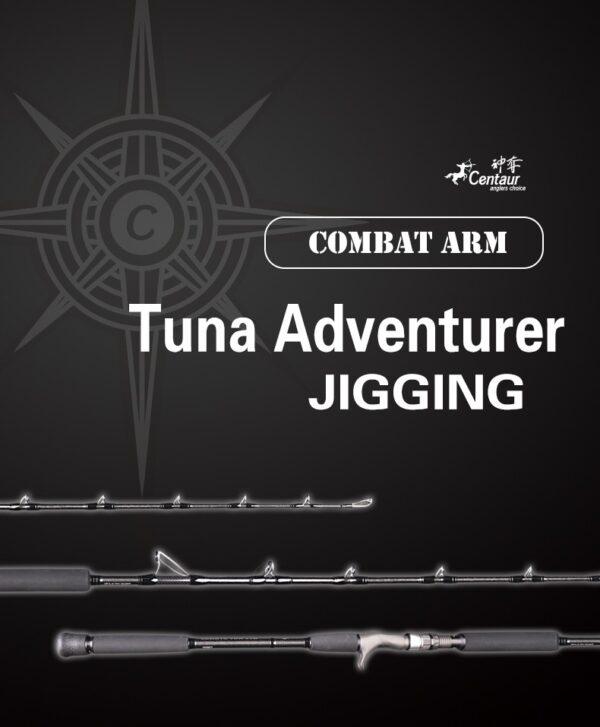 Centaur Combat Arm Tuna Adventurer 55
